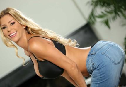Alexis Fawx MILF pornstar